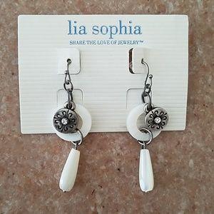 Lia Sophia | NWT Dangle Earrings